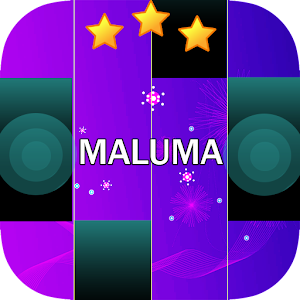 Maluma Piano Tiles APK
