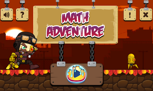 Math Adventure - screenshot