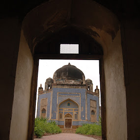Tomb of Mian Ghulam Nabi Kakhora Hyderabad, Pakistan by FARAZ AHMED RAJAR - Buildings & Architecture Other Interior ( tomb, mian, faraz, sindh, pakistan, hyderabad, nabi, historical, place, ghulam, kalhora, rajar, ahmed )
