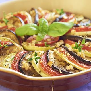 Fried Zucchini Eggplant Recipes