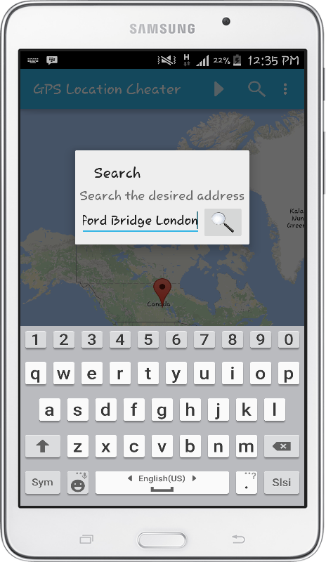 GPS Location Cheater PRO Screenshot 13