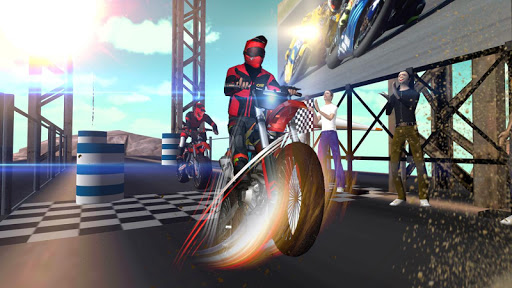 Bike Racing - screenshot