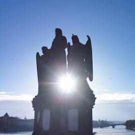 Holy by Luboš Zámiš - Buildings & Architecture Bridges & Suspended Structures