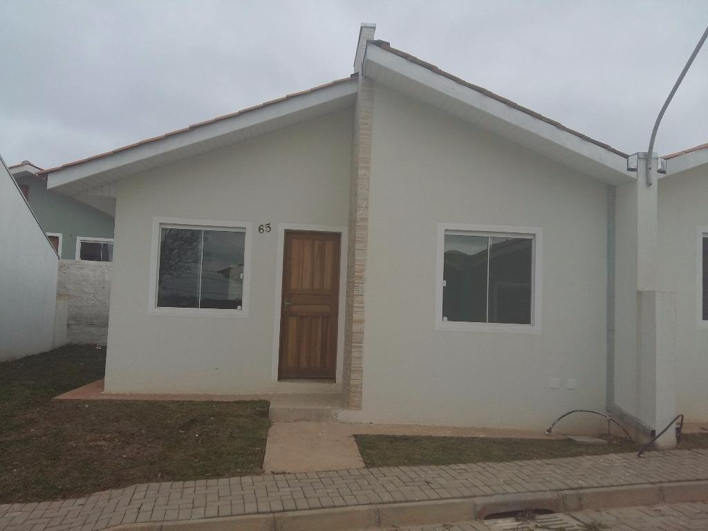 Casa residencial à venda, Campina da Barra, Araucária.