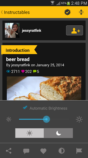 Instructables screenshot 5