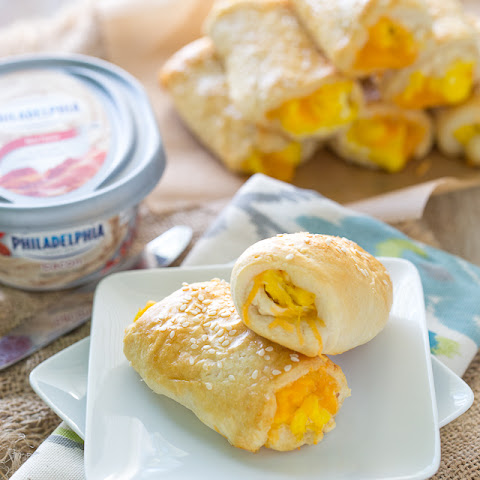 Easy Breakfast Roll Ups