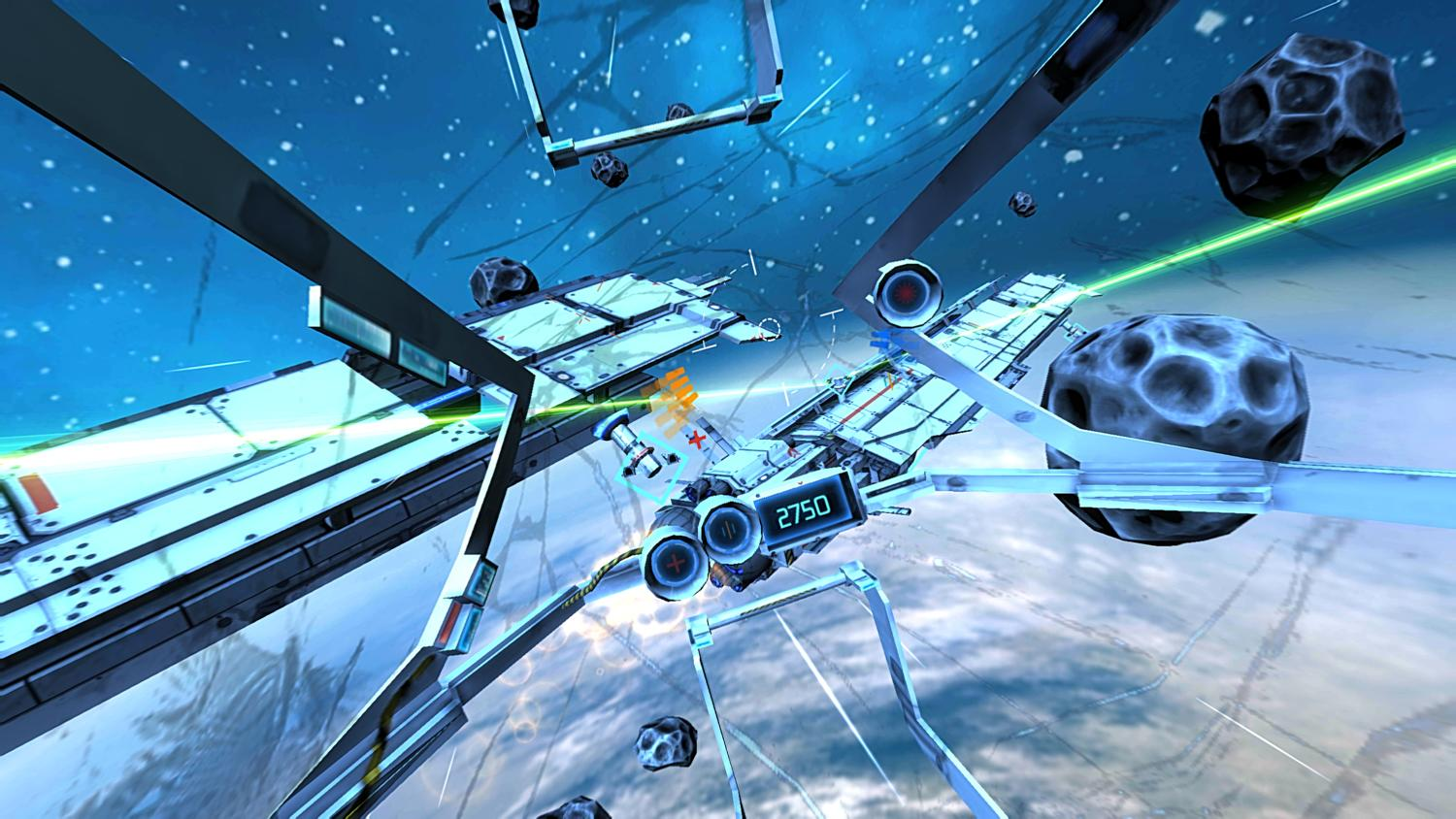 End Space VR for Cardboard Screenshot 0