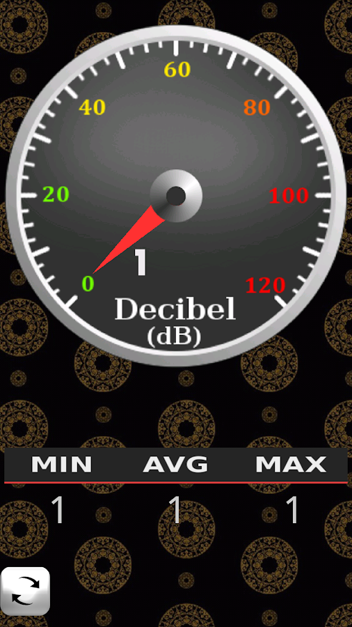 decibel Screenshot