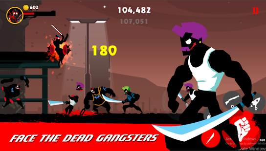 Dead Slash - Gangster City - screenshot