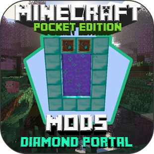 Download Diamond Portal For MCPE APK