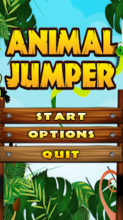 Animal Jumper - screenshot