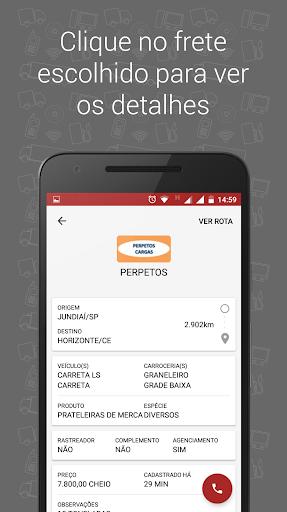 Fretebras screenshot 3