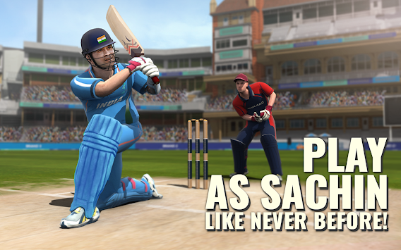 Sachin Saga Cricket Champions APK screenshot thumbnail 9