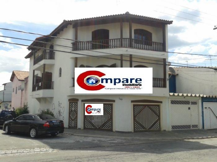 Casa 3 Dorm, Residencial Parque Cumbica, Guarulhos (CA0811) - Foto 9