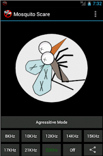 Mosquito Scare Simulator - screenshot