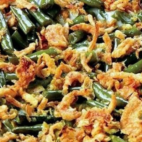 Kentucky Green Bean Casserole