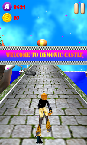 android Run Island Adventure Screenshot 7