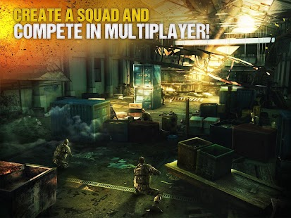 Modern Combat 5: eSports FPS 2.5.1a (God Mode) Apk