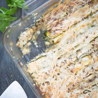 Zucchini And Yellow Squash Lasagna Recipes