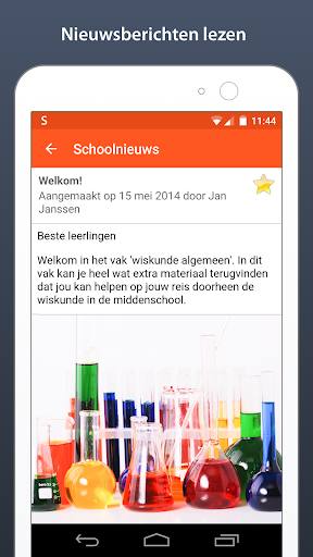 Smartschool screenshot 2