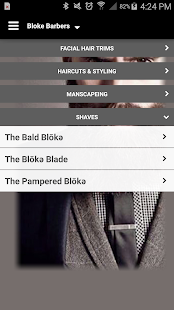 Bloke Barbers - screenshot