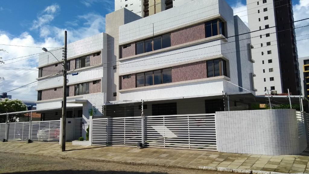 Apartamento com 2 dormitórios à venda, 51 m² por R$ 220.000 - Bairro dos Estados - João Pessoa/PB