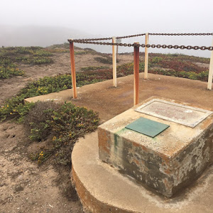 The Honda Point Disaster, 1923, in which seven ships and 23 sailors perished on the California rocks off Pedernales Point. A faded plaque marks the actual spot, which is a beautiful stretch of ...