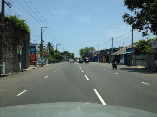 No traffic in Colombo