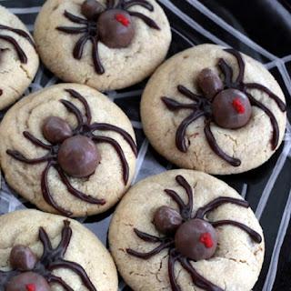 Halloween Spiders Recipes