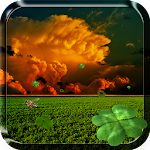 Clover Live Wallpaper Icon