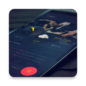 MaTeRiaL fLaT for KLWP