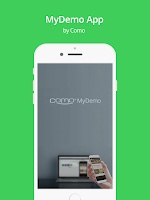 Screenshot of MyDemo by Como