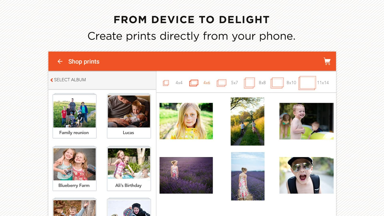 Shutterfly for Android Screenshot 6