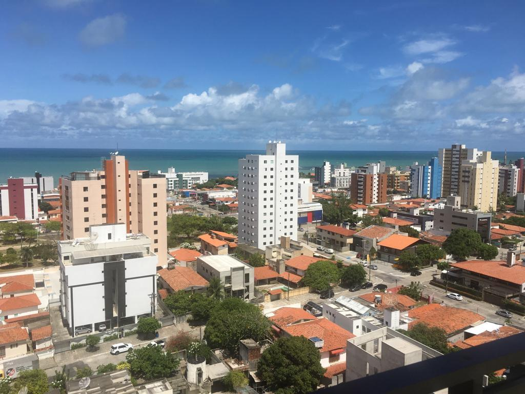 Apartamento com 3 dormitórios à venda, 122 m² por R$ 420.000 - Manaíra - João Pessoa/PB