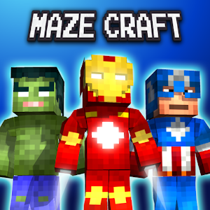 Maze craft pixel heroes android apps on google play for Good craft 2 play store