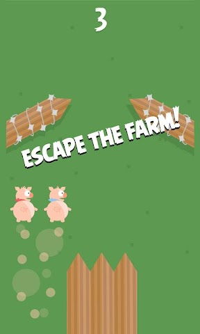 android Rasher Rush - Piggy Break 2 Screenshot 1