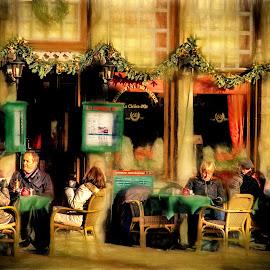 by Stephen Hooton - Digital Art Places