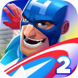 Legend Captain2:Avengers Fight For PC (Windows & MAC)