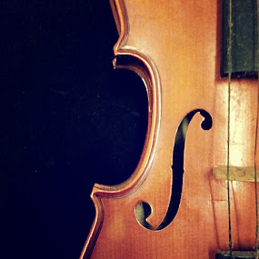 Violin by Benz Otiniano - Instagram & Mobile Other
