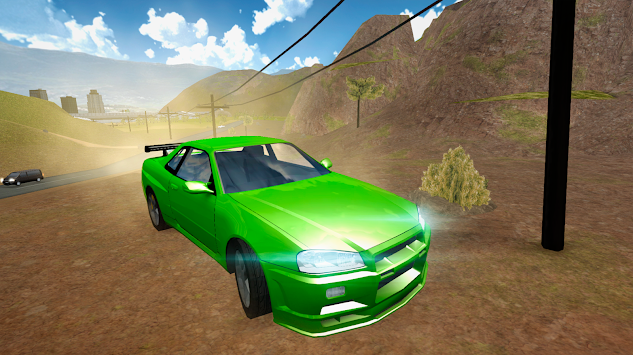 Extreme Pro Car Simulator 2016 APK screenshot thumbnail 2