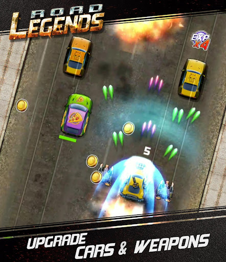 Road Legends screenshot 5