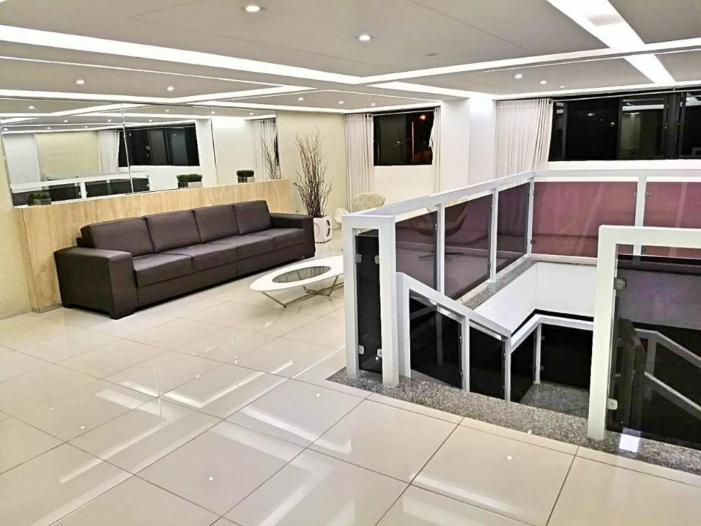 Apartamento residencial para locação, Aeroclube, João Pessoa - AP6301.