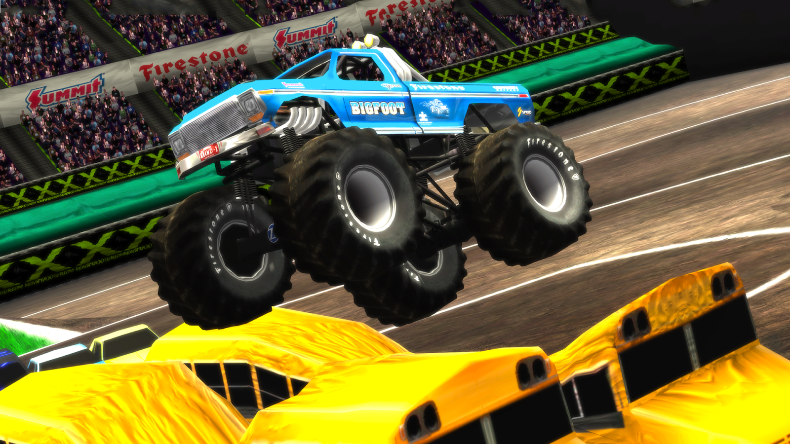 Monster Truck Destruction™ Screenshot 1