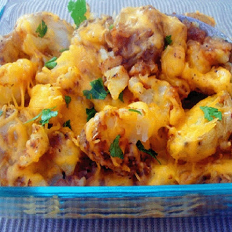 Slow Cooker Cheesy Potatoes