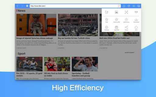 Web Browser & Fast Explorer screenshot 10