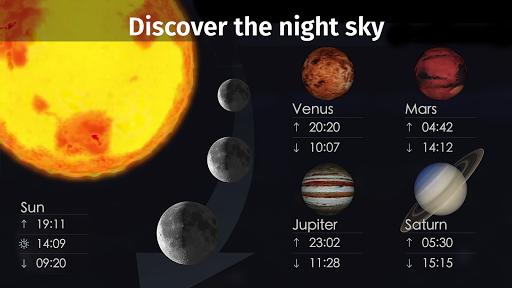 Star Walk 2 Free - Identify Stars in the Sky Map screenshot 4