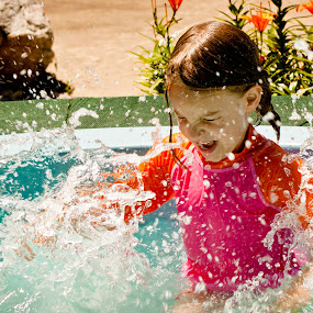 The Splash by Kevin Stacey - Babies & Children Children Candids