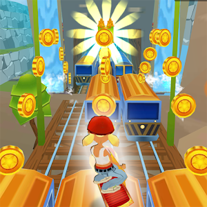 Download Subway Run Surf Fun for PC