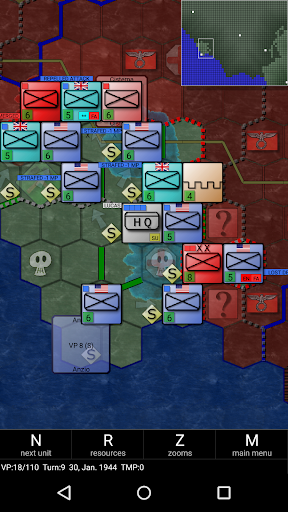 Anzio & Monte Cassino - screenshot