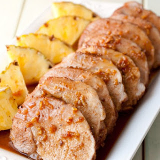 Island Pork Tenderloin